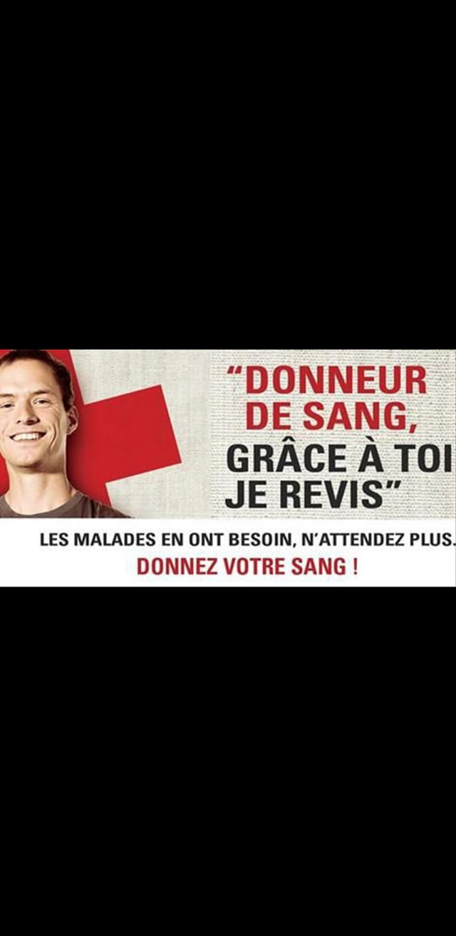 Don de sang sur le site Saint-Paul